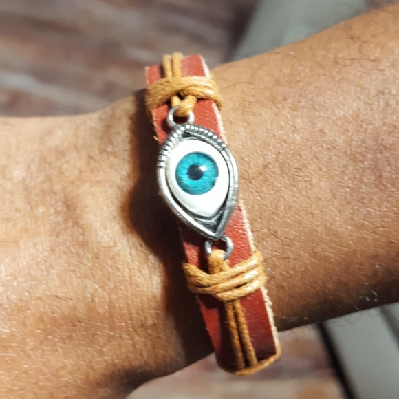 Other - ALL SEEING EYE BRACELET